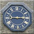 TL0152 : St Mary's church clock, Oakley by M J Richardson