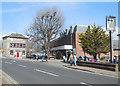 TQ4110 : Waitrose Lewes by Paul Gillett