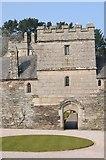 SX4268 : Gatehouse, Cotehele by Philip Halling