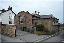 TQ1649 : United Reformed Church, Church St by N Chadwick