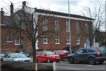 TQ1649 : Congregational Church by N Chadwick