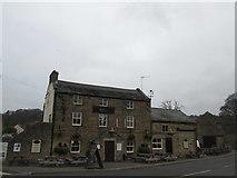 SK3463 : The Black Swan at Ashover by John Slater