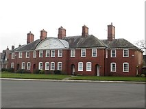 SJ3384 : Terraced houses, Church Drive, Port Sunlight by Graham Robson