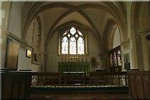 SU5385 : Chancel in St Michael and All Angels by Bill Nicholls