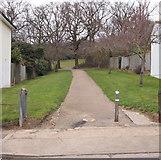 TQ4375 : Crookston Road, Eltham Park, SE London by David Hallam-Jones