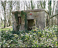 TG1600 : A bore hole pump house by Evelyn Simak