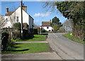 TL2843 : Steeple Morden: nearing the crossroads on Bogs Gap Lane by John Sutton
