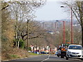SP0078 : Looking down Tessall Lane, Longbridge  by Jeff Gogarty
