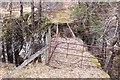 NH2211 : Remains of bridge, Ceannacroc by Jim Barton