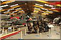SK8355 : Newark Air Museum by Richard Croft