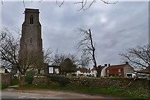 TG2834 : Trunch: St. Botolph's Church by Michael Garlick