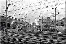 NZ2463 : The Approach to Newcastle Central Station by David Dixon