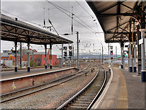 NZ2463 : Newcastle Central Station by David Dixon