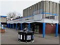 ST2890 : Row of shops. Bettws Shopping Centre, Newport by Jaggery