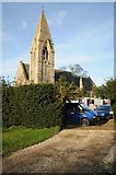 SP2050 : Former Atherstone-on-Stour church by Philip Halling