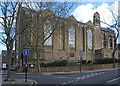 TQ2985 : Church of St Benet and All Saints, Lupton Street by Jim Osley