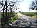 SP9933 : Minor road towards Eversholt  by JThomas