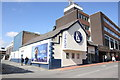 SJ3350 : Grove Park Theatre, Wrexham by Jeff Buck