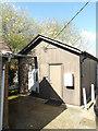 TM1354 : Coddenham Telephone Exchange by Geographer