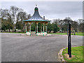 NZ2464 : Leazes Park (23) Bandstand by David Dixon