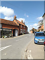 TM1354 : School Road, Coddenham by Adrian Cable