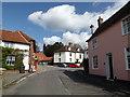 TM1354 : B1078 Church Street, Coddenham by Adrian Cable