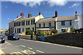 SS4730 : Group of houses on Marine Parade at Lane End, Instow by Robin Stott