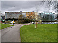 NZ3956 : Mowbray Park and Sunderland Museum and Winter Gardens by David Dixon
