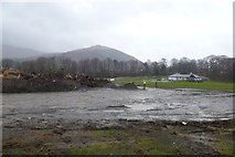 NY2623 : Flood clearup by DS Pugh