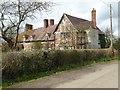 SO8840 : Farmhouse, Glebe Farm, Hill Croome by Philip Halling