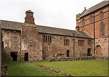 NY5563 : Lanercost Priory - March 2016 (10) by The Carlisle Kid