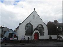 SE3053 : Former chapel on Gladstone Street by John Slater