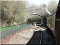 ST6771 : The current end of the line, Avon Valley Railway by Christine Johnstone