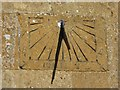 SP1341 : Sundial or mass dial, Aston Subedge by Philip Halling