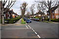 TQ1782 : Junction of Bentham Way and Woodfield Crescent by Roger Templeman