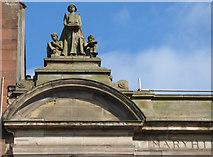 NS5668 : Maryhill Library by Thomas Nugent