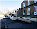 SN5100 : Ramp to Myrtle House, Llanelli by Jaggery
