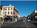 SX9263 : Torwood Street, Torquay by Malc McDonald