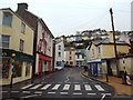 SX9256 : King Street, Brixham by Malc McDonald