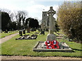TF7412 : Narborough War Memorial by Adrian S Pye