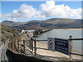 SH6115 : Another view-Barmouth Bridge, Gwynedd by Martin Richard Phelan