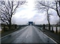 SE7326 : Approaching Boothferry Bridge from the South by Jonathan Clitheroe