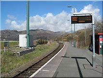 SH6214 : The next train-Morfa Mawddach, Gwynedd by Martin Richard Phelan