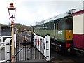 SX7863 : Diesel departure from Staverton by Chris Allen