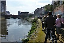 SJ8297 : The River Irwell by David Lally