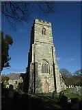 SX1156 : Church of St Winnow by Derek Harper