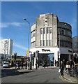 TQ3004 : 211, Western Road, Brighton by Simon Carey