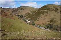 SO4494 : Carding Mill Valley, Church Stretton by Ian S