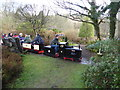 SX7466 : South Devon Miniature Railway - Buckfastleigh by Chris Allen