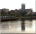 SO8454 : Worcester Cathedral by Jaggery